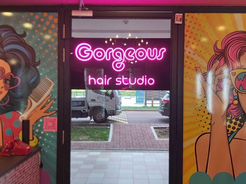 gorgeous hair studio