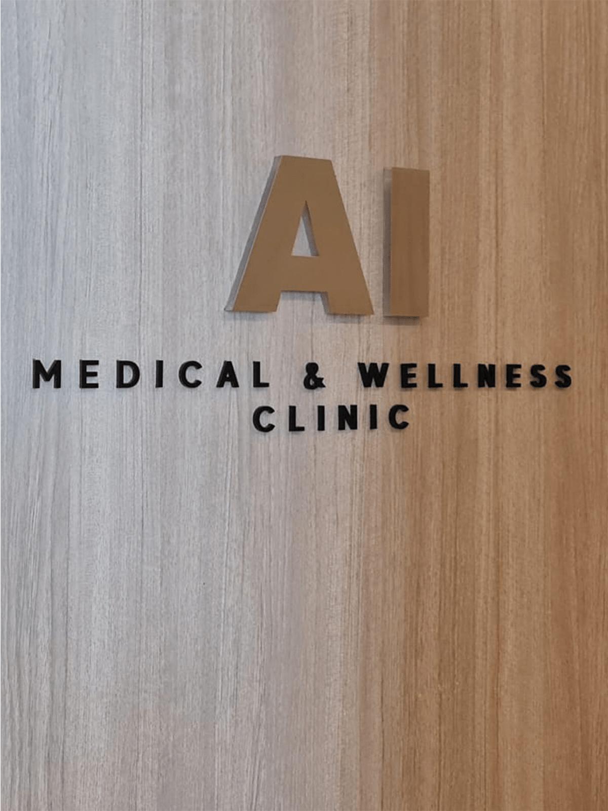 AI Medical & Wellness Clinic