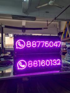 Neon signage 88775047
